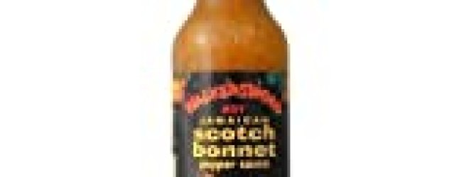 Walkerswood Hot Jamaican Scotch Bonnet Pepper Sauce 5oz, (Pack of 12)