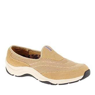 Women's Vionic, Action Heritage Slip on Sneaker SAND 12 M