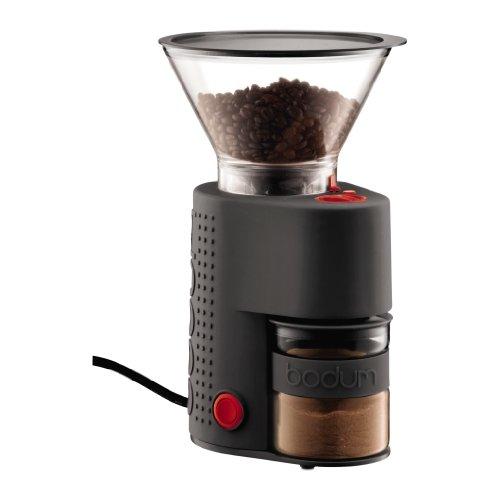 bodum BISTRO 電気式コーヒーグラインダー ブラック 10903-01