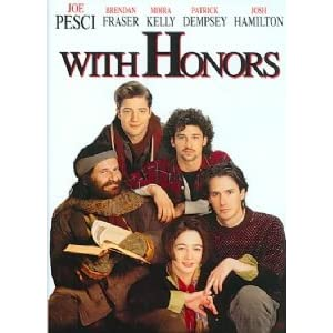With Honors Movie Poster
