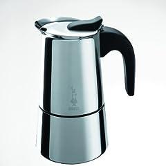 Bialetti Musa 4-Cup Stovetop Espresso Maker