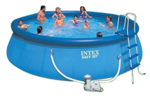 Intex Easy Pool Set 18 Feet by 48 Inch