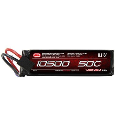 Traxxas-X-Maxx-RC-Monster-Truck-50C-3S-10500mAh-111V-LiPo-Battery-by-Venom