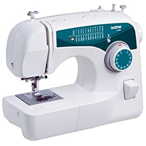 Brother XL2600I Sew Advance Sew Affordable 25-Stitch Free-Arm Sewing Machine