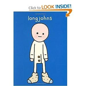 Longjohns (Board Books)