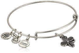 Alex-And-Ani-Bangle-Bar-Lucky-Clover-Expandable-Wire-Bangle-Bracelet-775