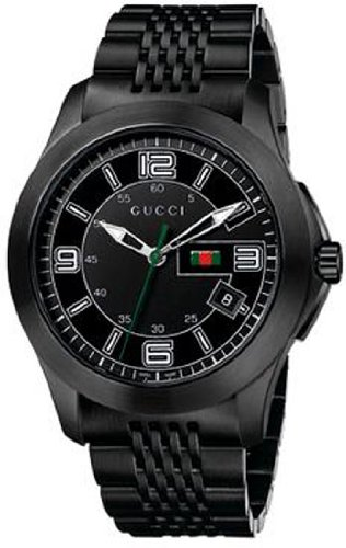Gucci Men's YA126202 Gucci Timeless Watch