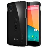 【国内正規品】SPIGEN SGP Nexus 5 ケース ウルトラ フィット シェル ECO-Friendly Packaging (クリスタル【SGP10650】)