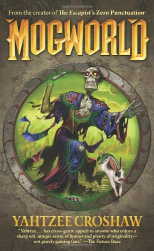 Photo of the cover of Mogsworld.