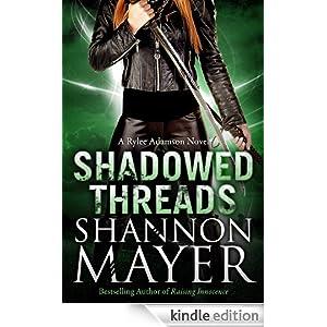 Shadowed Threads: A Rylee Adamson Novel (Book 4)