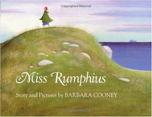 """Cover of """"Miss Rumphius"""""""
