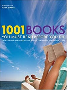 "Cover of ""1001 Books You Must Read Before..."