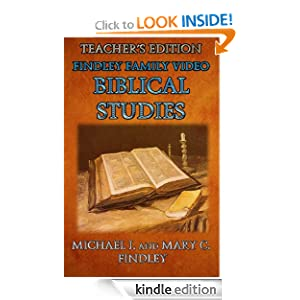 Teacher's Edition Biblical Studies