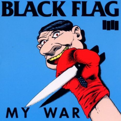 Black Flag-My War-REISSUE-CD-FLAC-1990-DeVOiD Download