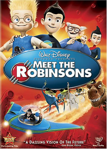 "Cover of ""Meet the Robinsons"""