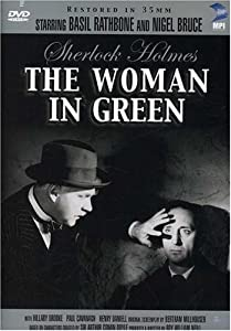 "Cover of ""Sherlock Holmes - The Woman in ..."