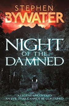 Night of the Damned by Stephen Bywater| wearewordnerds.com