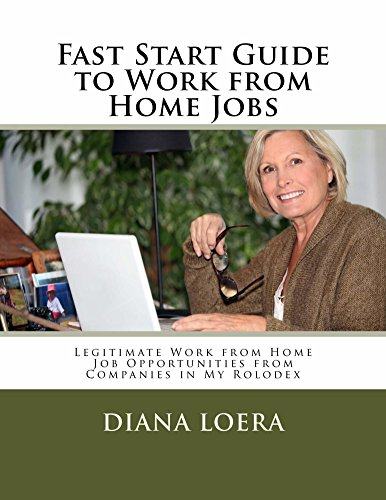 Fast Start Guide to Work from Home Jobs