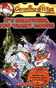 "Cover of ""It's Halloween, You 'Fraidy Mou..."