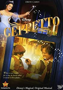 """Cover of """"Geppetto"""""""