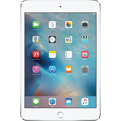 Amazon.com : Apple iPad Mini 4 We each have an iPad Mini 4 / 64GB / Cellular model. Cherie runs on AT&T and Chris on T-Mobile.