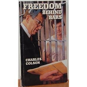 Freedom behind bars