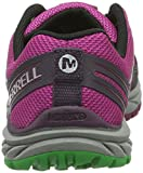 Merrell BARE ACCESS TRAIL, Damen Outdoor Fitnessschuhe, Mehrfarbig (WINE/PLUM), 37 EU (4 Damen UK) -