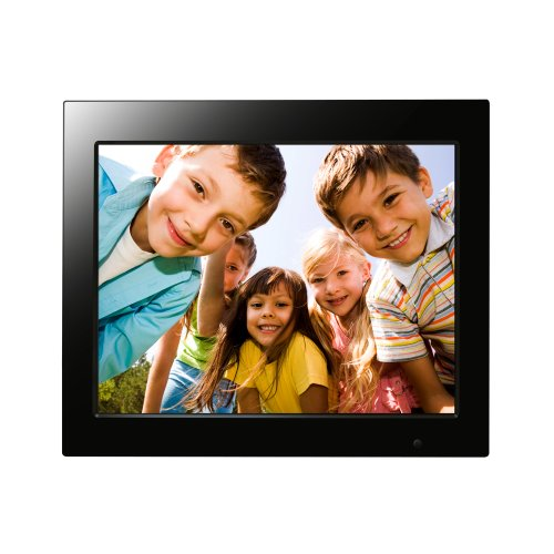 FileMate Joy Series 15-Inch Digital Photo Frame with Alarm and Calendar