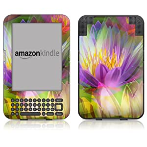 "DecalGirl Kindle Skin (Fits 6"" Display, Latest Generation Kindle) Lily (Matte Finish)"