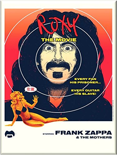 FRANK ZAPPA Roxy - The Movie