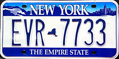 Personalized Registration Plate Availability