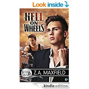 Hell on Wheels (Bluewater Bay Book 3)