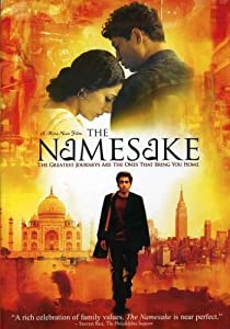 "Cover of ""The Namesake"""