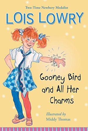 Gooney Bird and All Her Charms (Gooney Bird Greene) by Lois Lowry | Featured Book of the Day | wearewordnerds.com