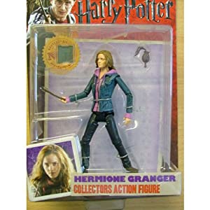 Hermione Granger - Harry Potter Deathly Hallows Part 2 Collectors Action Figure