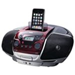 RCA RCD175i 30-Pin iPod/iPhone Speaker Dock with CD Player for $67.63 + Shipping