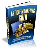 Article Marketing Gold (French Edition)