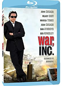 "Cover of ""War, Inc."""