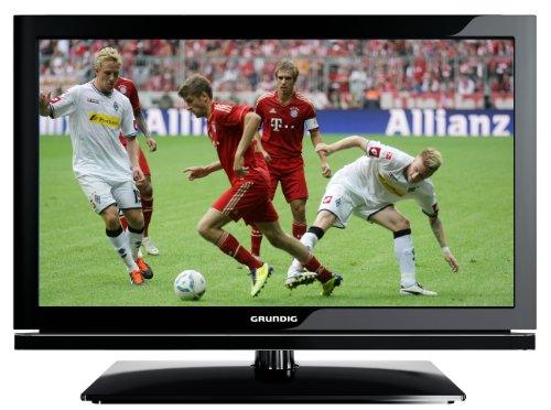 Grundig 22 VLE 8120 BG 56 cm (22 Zoll) LED-Backlight-Fernseher, Energieeffizienzklasse B (Full-HD, DVB-T/C/S2) schwarz