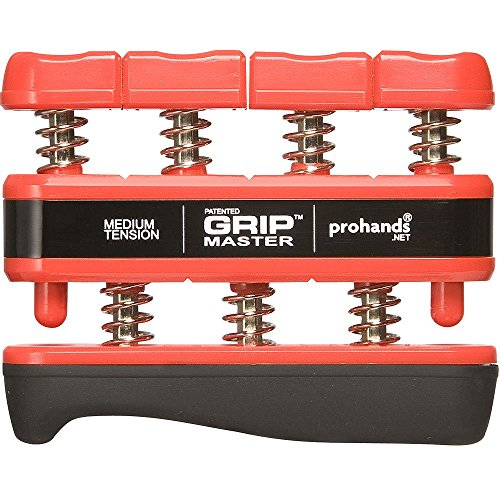 Gripmaster Hand Exerciser Red