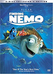 """Cover of """"Finding Nemo"""""""