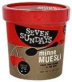 Seven Sundays Vanilla Cherry Pecan Muesli Cup, 2 Ounce (Pack of 6)
