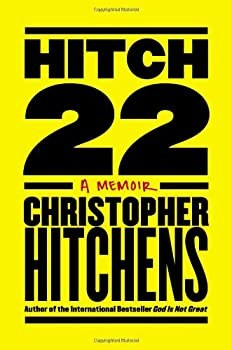 "Cover of ""Hitch-22: A Memoir"""