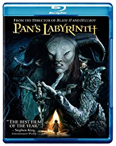 "Cover of ""Pan's Labyrinth [Blu-ray]"""