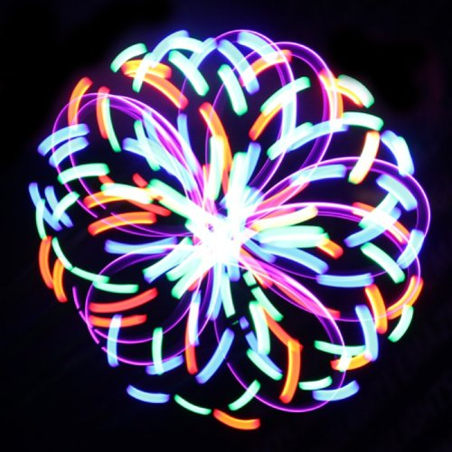 EmazingLights Alice in Wonderland 4-Light Rave Orbit Light Toy – As Seen on Shark Tank!