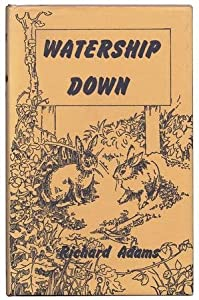 """Cover of """"Watership Down"""""""