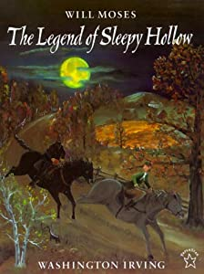 """Cover of """"The Legend of Sleepy Hollow (Pi..."""