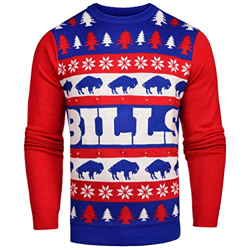 NFL-Buffalo-Bills-Light-Up-One-Too-Many-Ugly-Sweater-Medium