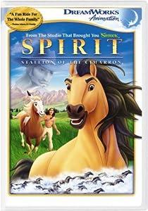 """Cover of """"Spirit: Stallion of the Cimarro..."""