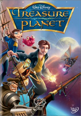 "Cover of ""Treasure Planet"""